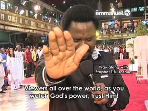 Pray With TB Joshua