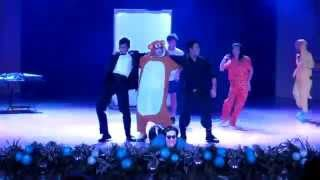 getlinkyoutube.com-2012 NCT TEN & Friends Cover Dance PSY - GANGNAM STYLE (강남스타일) @ SHB