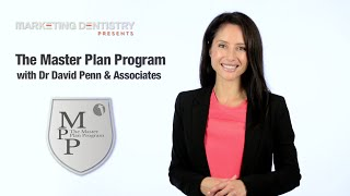 Marketing Dentistry presents... The Master Plan Program