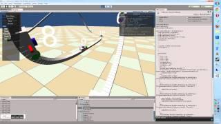 getlinkyoutube.com-Unity3D Spline based rollercoaster wip