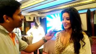 Monalisa with Rj Animesh live on 91.9 friends FM Kolkata