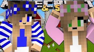 getlinkyoutube.com-Minecraft - Custom Modded Mini Games - CHICKEN HIDE AND SEEK!! w/Little Kelly and Little Carly