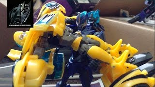"Transformers Prime Legacy Ep14- ""The Fall"" [Season 2] Stop Motion"