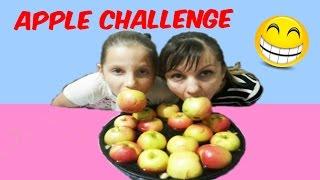 getlinkyoutube.com-Яблочный Челлендж Apple Challenge