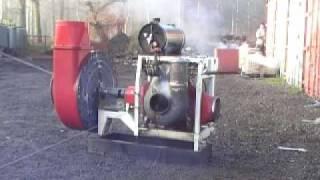 getlinkyoutube.com-Gas turbine post explosion rebuild