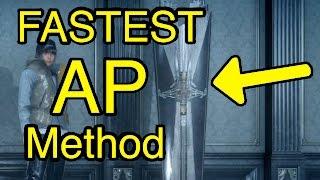 getlinkyoutube.com-Final Fantasy XV: Fastest AP Grinding Method