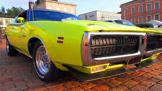 getlinkyoutube.com-American V8 Muscle Cars - Sights and Sounds! VOL. 4