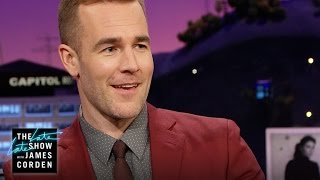 getlinkyoutube.com-James Van Der Beek Was Busted with a Dawson's Creek Porno