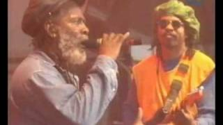 Burning Spear - Christopher Columbus