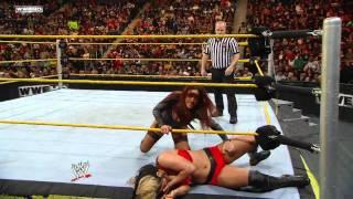 getlinkyoutube.com-WWE NXT 12/21/11 | Kaitlyn vs. Maxine