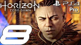 getlinkyoutube.com-Horizon Zero Dawn - Gameplay Walkthrough Part 8 - Nora Tribe Invasion (PS4 PRO)