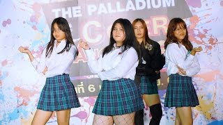 170506 Blinko cover BLACKPINK - WHISTLE + PLAYING WITH FIRE @ The Palladium Cover Dance 2017