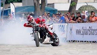 getlinkyoutube.com-Mókus Stunt Riding