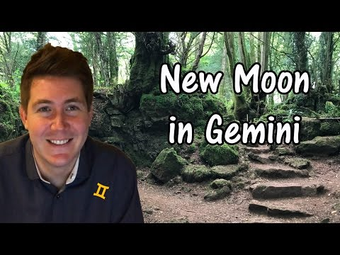New Moon in Gemini May 25, 2017 | Gregory Scott Horoscope