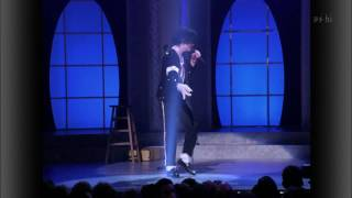 getlinkyoutube.com-Michael Jackson - Billie Jean Live MSG 2001 (1080 HD)