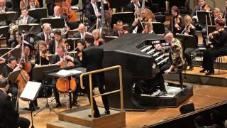 Cameron Carpenter playing Rachmaninoff at Wiener Konzerthaus