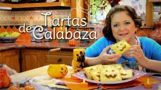 getlinkyoutube.com-Tartas de Calabaza - Cocina Festiva: Sonia Ortiz