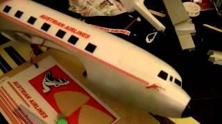 getlinkyoutube.com-DC-3 RC Plane build - Part #1