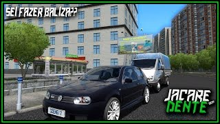 getlinkyoutube.com-●Sei fazer baliza?? ● 🌟 Volkswagen Golf R32! 🌟 ✔City Car Driving✔