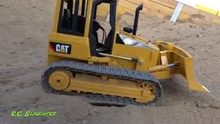 getlinkyoutube.com-Dozer action! Bruder umbau/conversion