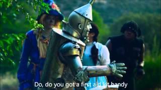 getlinkyoutube.com-Pentatonix ft. Todrick Hall - Wizard Of Ahhhs (HD LYRICS)