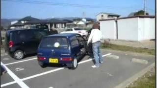 getlinkyoutube.com-ドリフト駐車 drift parking