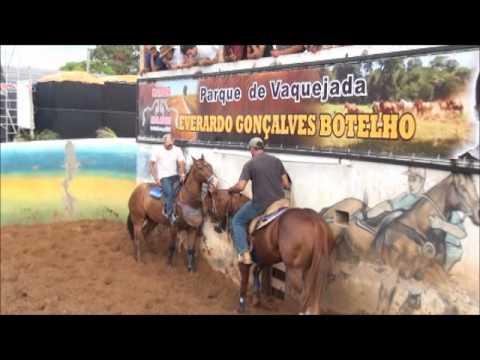 Vaquejada Nacional da Fazenda Belmonte - São Francisco MG parte I