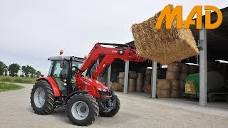 getlinkyoutube.com-Massey Ferguson 5609 Dyna-4: tractor test