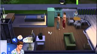 getlinkyoutube.com-Lets Play: Sims 4 #2 | MAKING LARRY STYLINSON REAL
