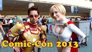 getlinkyoutube.com-Comic-Con Cosplay Best Cosplay 2013 Edition
