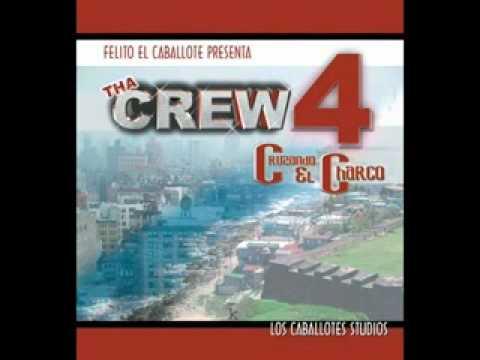 Olvidate De Mi de Tha Crew 4 Letra y Video