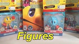 getlinkyoutube.com-PAC-MAN And The Ghostly Adventures Wii U Figuritas de Coleccion