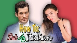 getlinkyoutube.com-How To: Date An Italian