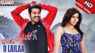 getlinkyoutube.com-O Lailaa Full Video Songs - Ramayya Vasthavayya Video Songs - Jr.NTR,Samantha,Shruti Haasan