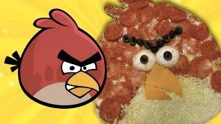 getlinkyoutube.com-Angry Birds Pizzası Yaptık - Hayaller ve Gerçekler