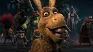 getlinkyoutube.com-Shrek Thriller homenaje a Michael Jackson (Latino)