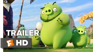 getlinkyoutube.com-The Angry Birds Movie TRAILER 1 (2016) -  Jason Sudeikis, Peter Dinklage Animated Movie HD
