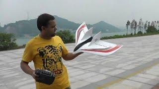 getlinkyoutube.com-Modified Super Fast Mini Flying Wing