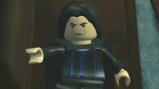 getlinkyoutube.com-LEGO Harry Potter Years 1-4 - 100% Guide #13 News From Azkaban (House Crests, Character Tokens)