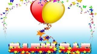 getlinkyoutube.com-رسم بالونات العيد وعمل ستروك نجوم بالفرشاه والبن تول بالفوتوشوب لابراهيم الامام