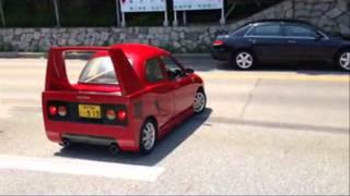 getlinkyoutube.com-Ferrari  F40   REPLICA フェラーリ F40 レプリカ