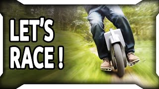 getlinkyoutube.com-Fastest electric unicycle Off-Road Trail #1 Gotway MSuper HS Wheelz with crash