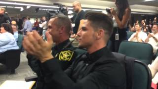 End Times News: Gay Cops Get Married in Florida 2015