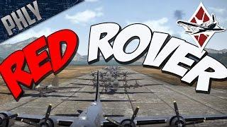 getlinkyoutube.com-RED ROVER - Epic Custom Battle - (War Thunder Gameplay)