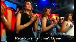 getlinkyoutube.com-Haifa Wehbe Ragab English Subtitles Live Hala Show HD رجب