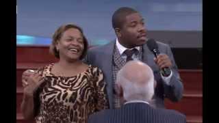 Prophet Brian Carn Sunday 10-11-15 at King Jesus Ministry Apostle Maldonado's Church