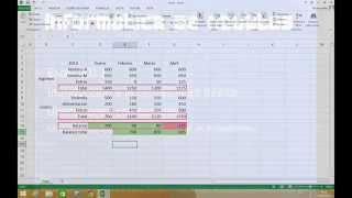 getlinkyoutube.com-Excel 2013 - Intoducción a la contabilidad paso a paso