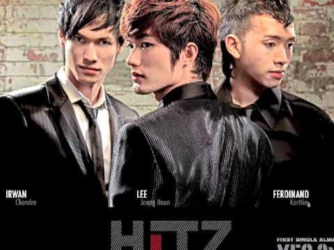 Hitz Indonesia 1st Single YES3x Ver.2