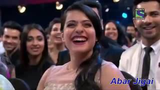 Salman Khan teases karan johar at  awards very funny
