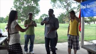 NASO Community Summer Picnic Program 2012